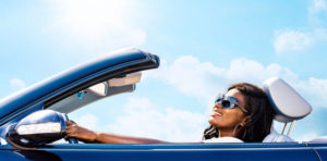 Lady-Driving-Car-in-Summer