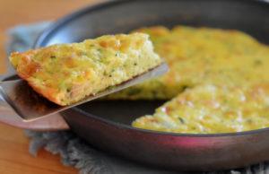 Zucchini-and-Cheddar-Frittata