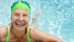 elder-swimming