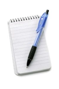 note-pad