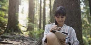 teen-writing-in-journal